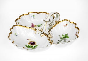 Charger, Meissen, 19th century