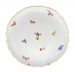 Charger, Meissen, early 20th century