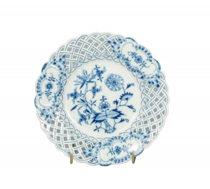 Openwork Charger, Meissen, early 20th century
