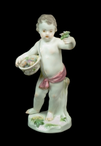 Personification of Spring, Kändler, Meissen, 19th/20th century