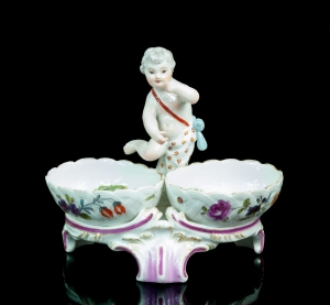 Salt cellar, Berlin, 19th century