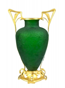 Art Nouveau vase, 20th century