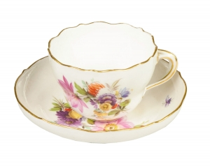 Tea cup, Meissen, 20th century