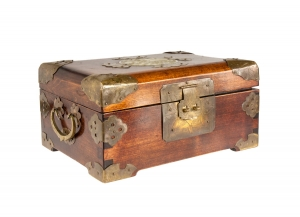 Casket, 20th century