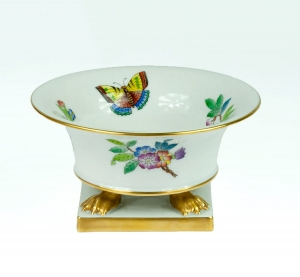 Porcelain bowl, Herend, 1949