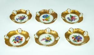 Small plates, Rosenthal, Moliere, 1901-31