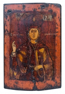 Icon, Russia, 19th century