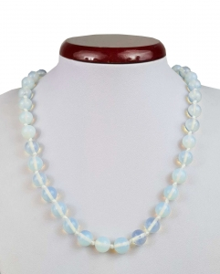 Chalcedons necklace