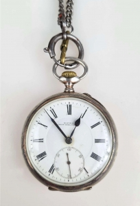 Pocket watch, Alpina, Switzerland, 20th century