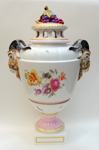 Pot-pourri, KPM, Berlin, circa 1830