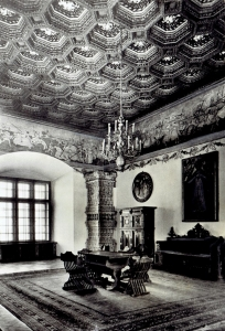 Stanisław Kolowca, Tournament Hall at the Wawel Castle, circa 1980