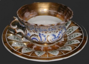 Tea Cup, Silesia, second half of the 19th century