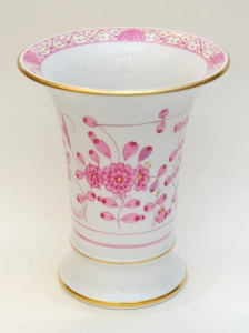 Meissen Vase, late 19th century
